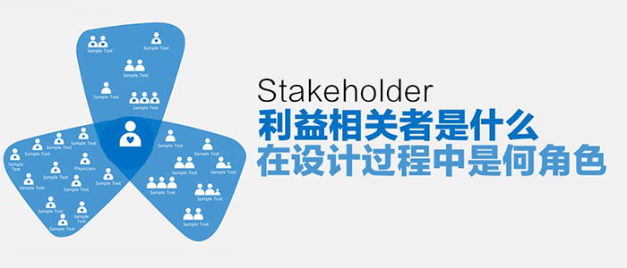 利益相关者(Stakeholder) 是什么,在设计过程中是何角色?