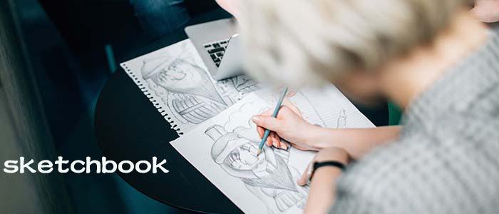 """提升作品集的""""饱满感"""",从Sketchbook开始!"""