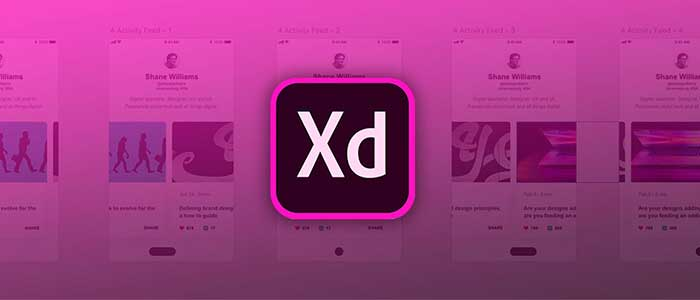 Adobe XD教程:巧妙使用Repeat Grids的六种方式