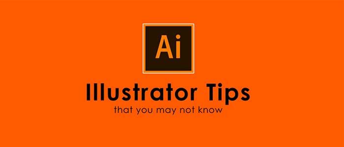 你可能不知道的Illustrator小技巧分享