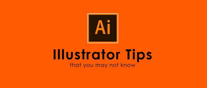 3个知识点,关于Illustrator的小技巧