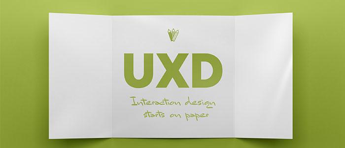 交互设计从纸上开始